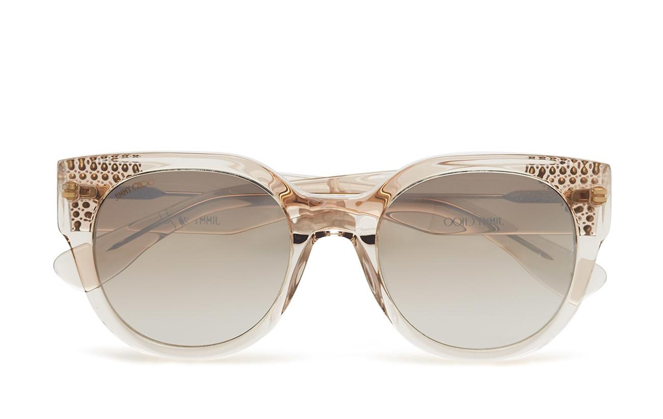 Jimmy Choo Sunglasses OLA/S - TRDOVGREY