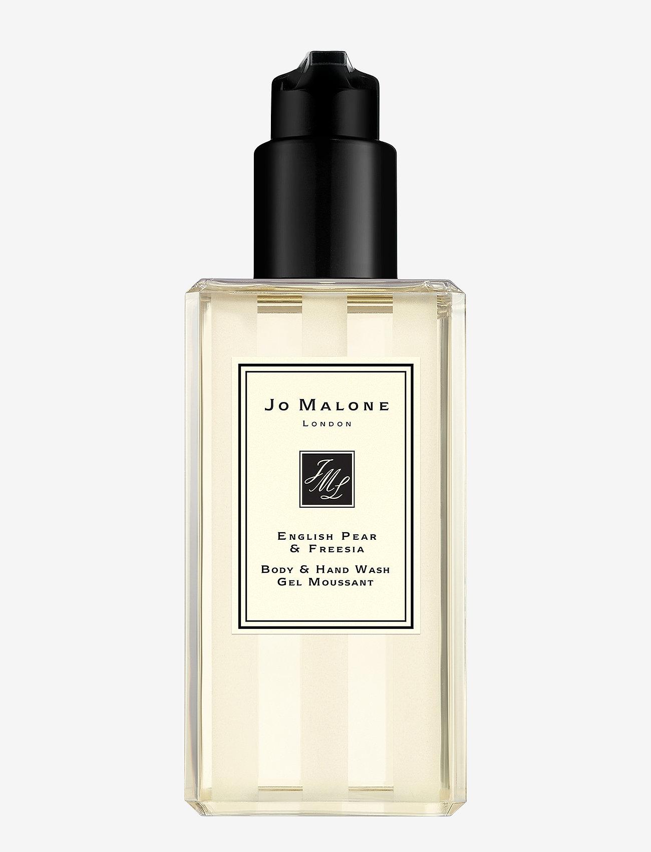 Jo Malone London - ENGLISH PEAR & FREESIA BODY & HAND WASH - handtvål - clear - 0