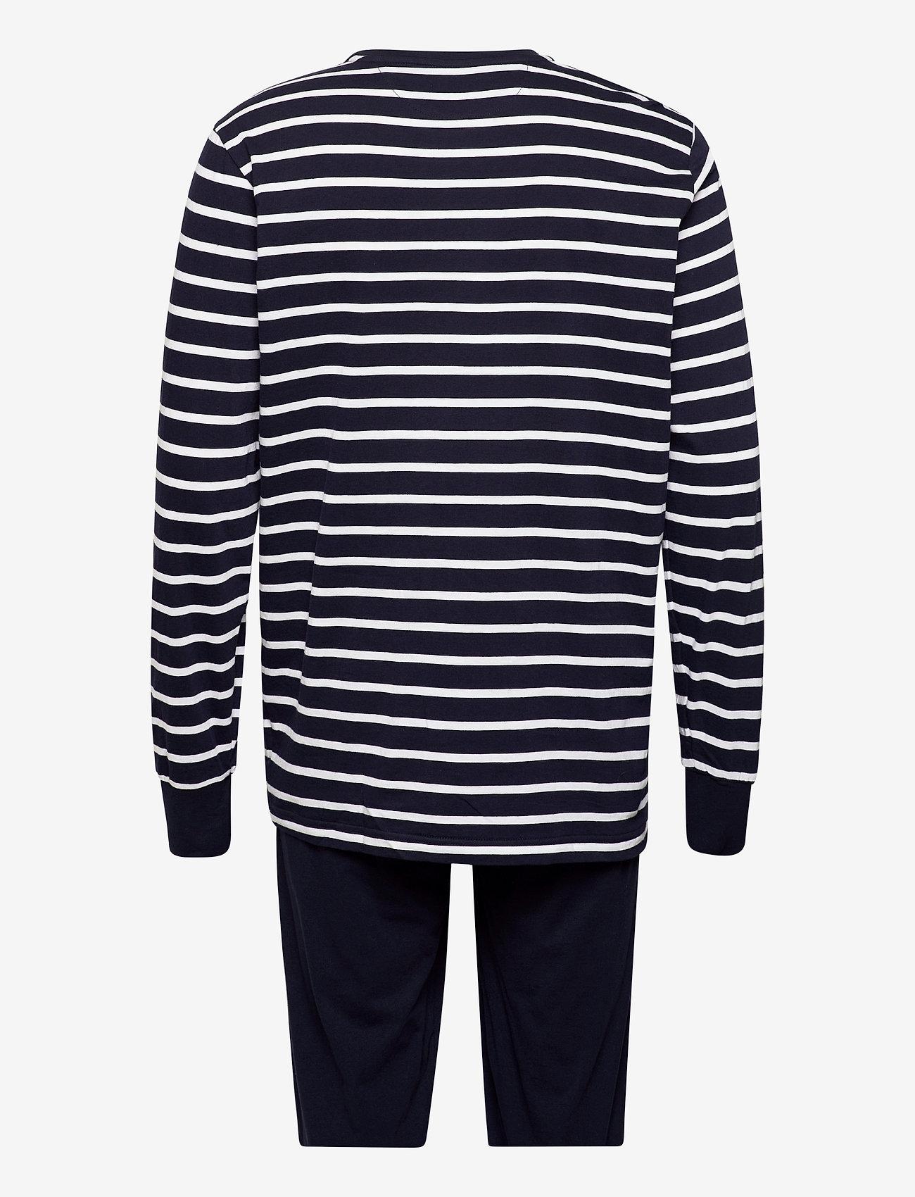 Jockey - Pyjama Knit - pyjamas - navy - 1