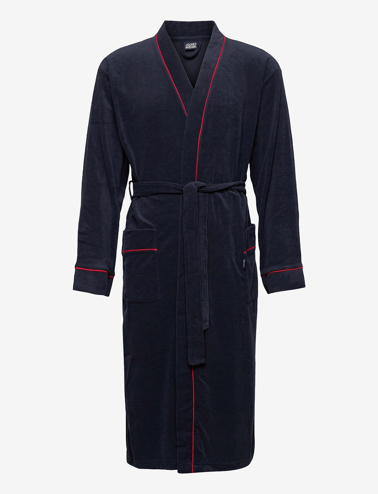 Jockey - Bath robe - peignoirs - navy - 1