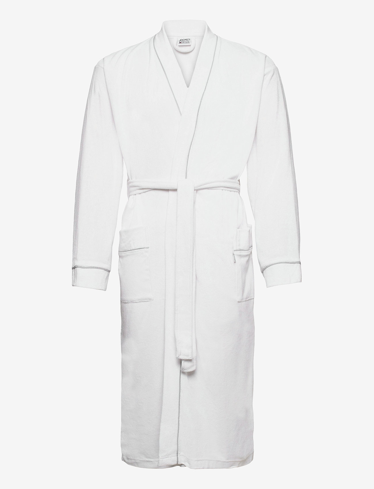 Jockey - Bath robe - peignoirs - white - 0
