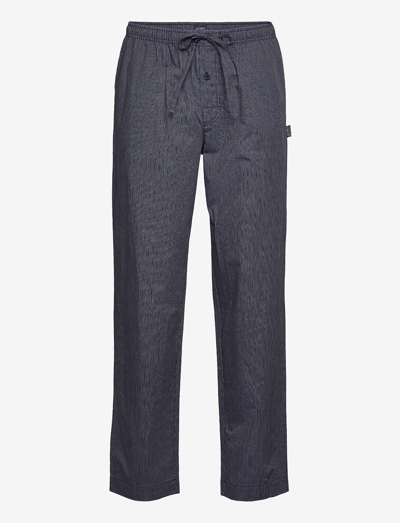 Jockey - Pant woven - bottoms - navy - 1