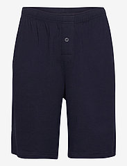Jockey - Pyjama short knit - pyjama's - navy - 2