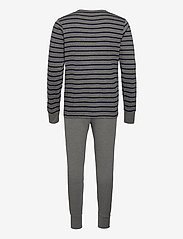 Jockey - Pyjama Knit - pyjamas - dark shadow melange - 1