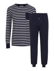 Pyjama Knit - NAVY