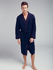 Jockey - Bath robe - peignoirs - navy - 0