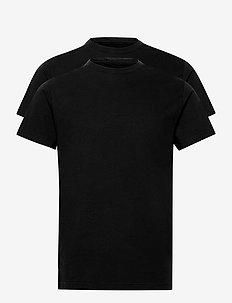 T-shirt 2-p - t-shirts basiques - black