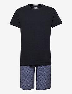 Pyjama Short Knit - pyjamas - royal blue