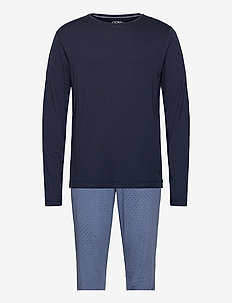 Pyjama knit - pyjamas - royal blue