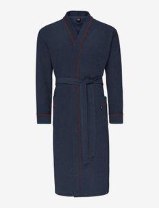 Bath robe - kylpytakit - navy