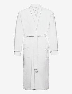 Bath robe - badjassen - white