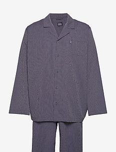 Pyjama woven - pyjamas - navy