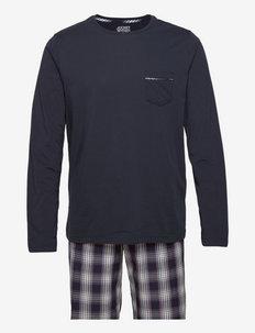 Pyjama mix - pidžaamakomplekt - navy