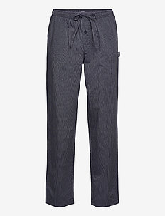 Pant woven - bottoms - navy