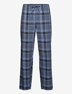 Pant woven - bottoms - royal blue
