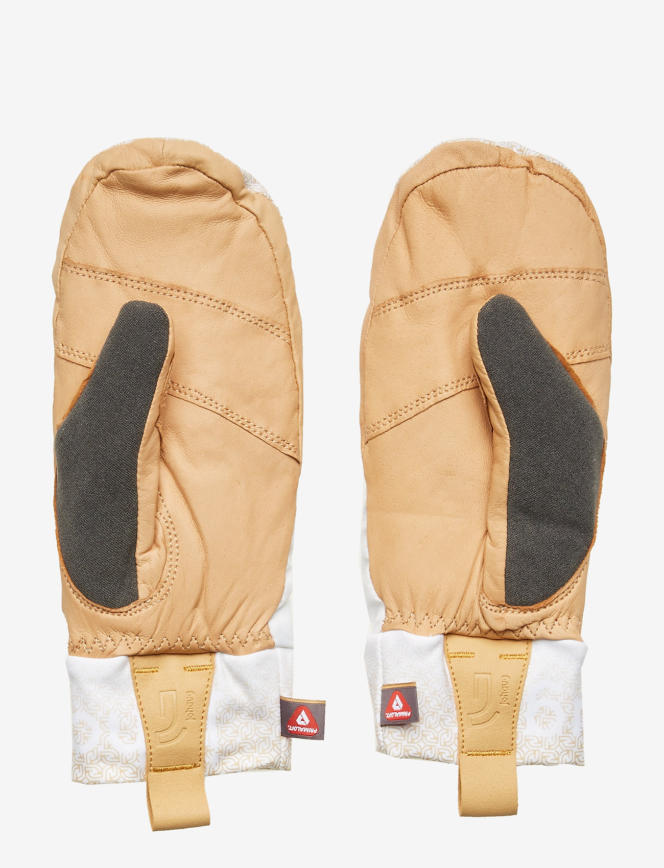 Johaug - Thermic Racing Mitten - accessoires - white - 1