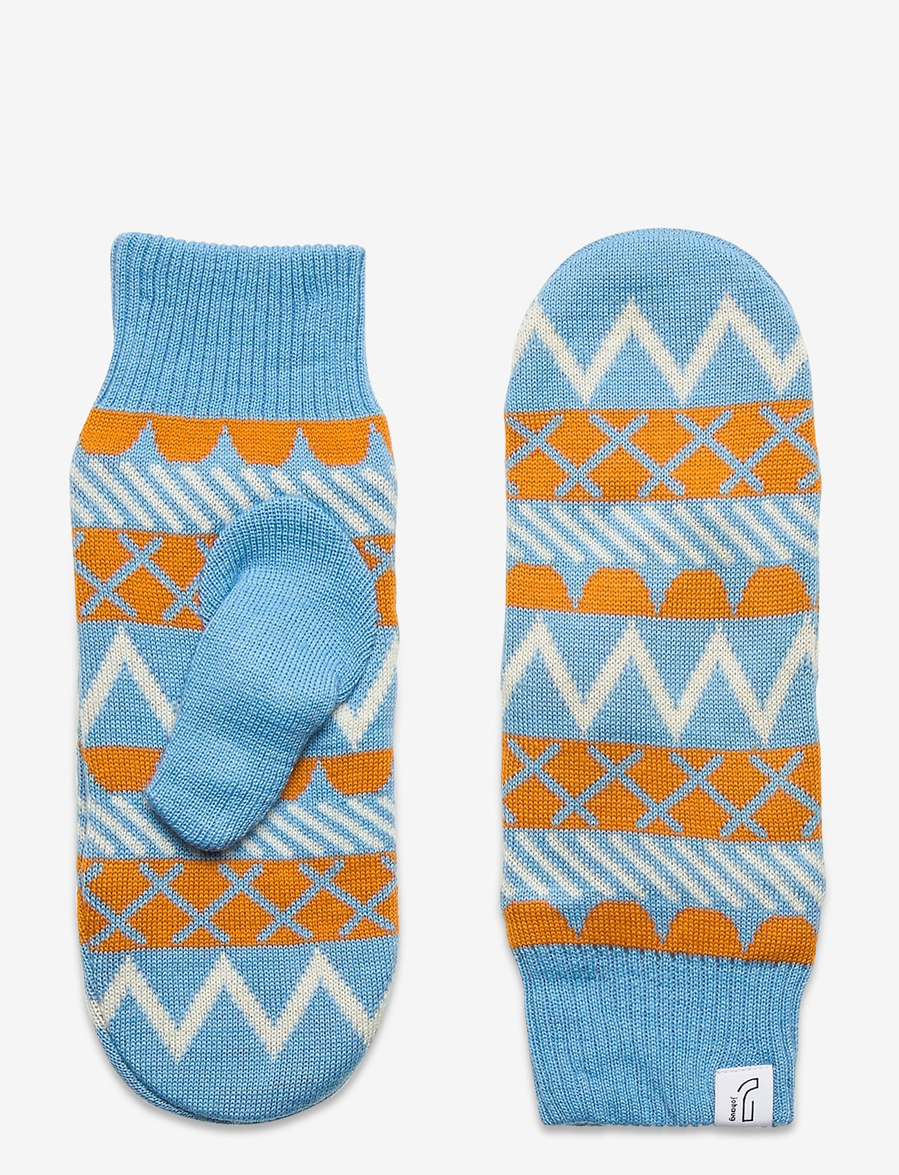 Johaug - Kick Mitten - accessoires - ablue - 0