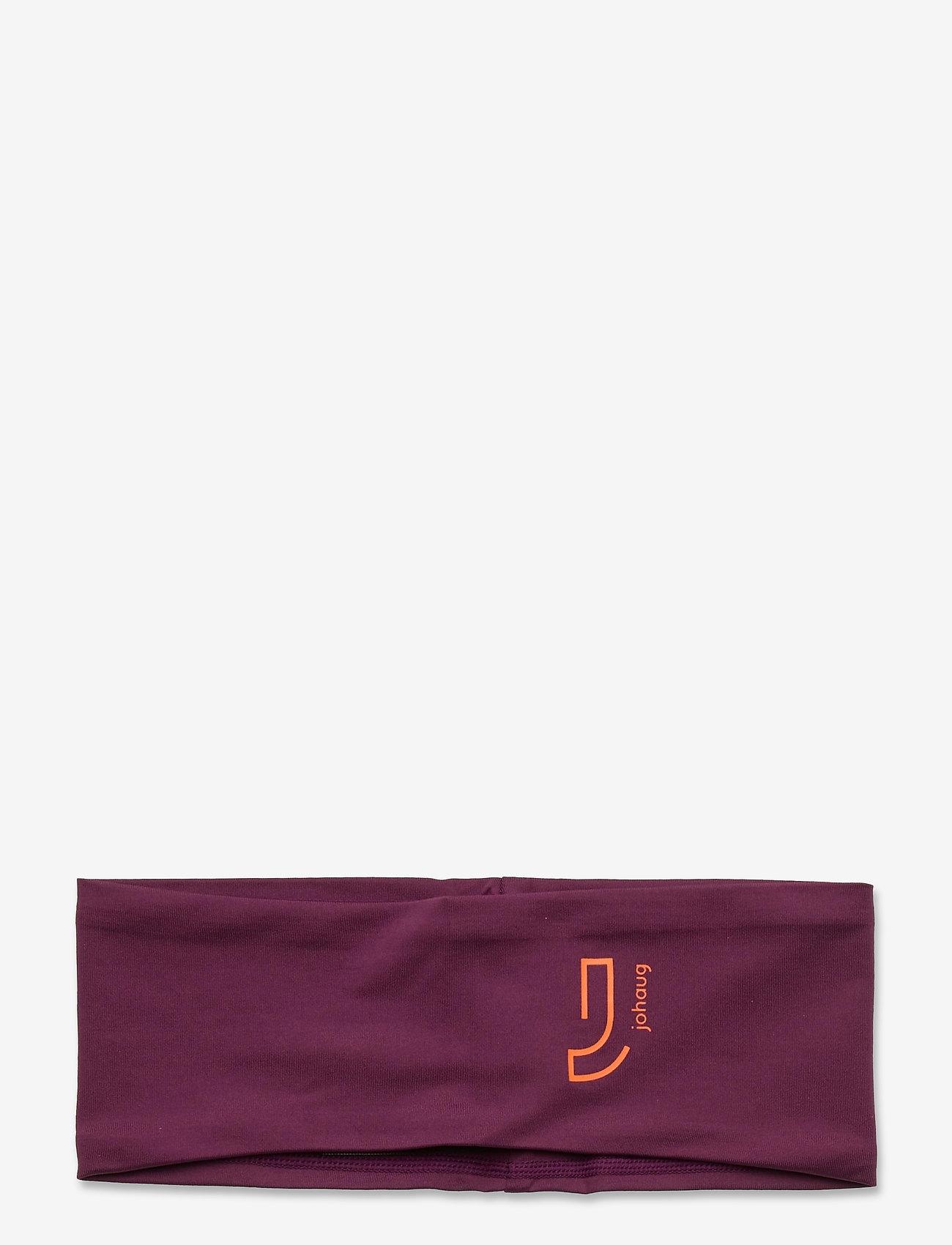 Johaug - Discipline Headband 2.0 - pannband - amar - 0