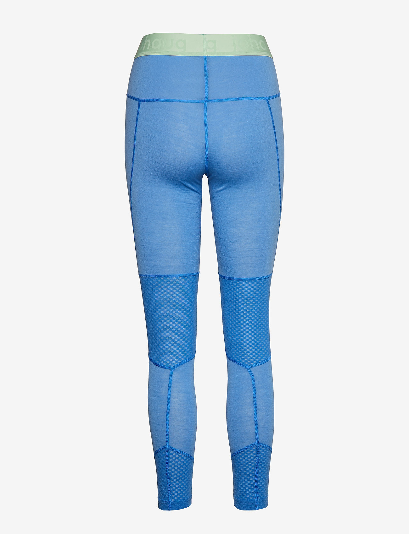 Johaug - Lithe Tech-Wool Pant - underställsbyxor - lakeb - 1