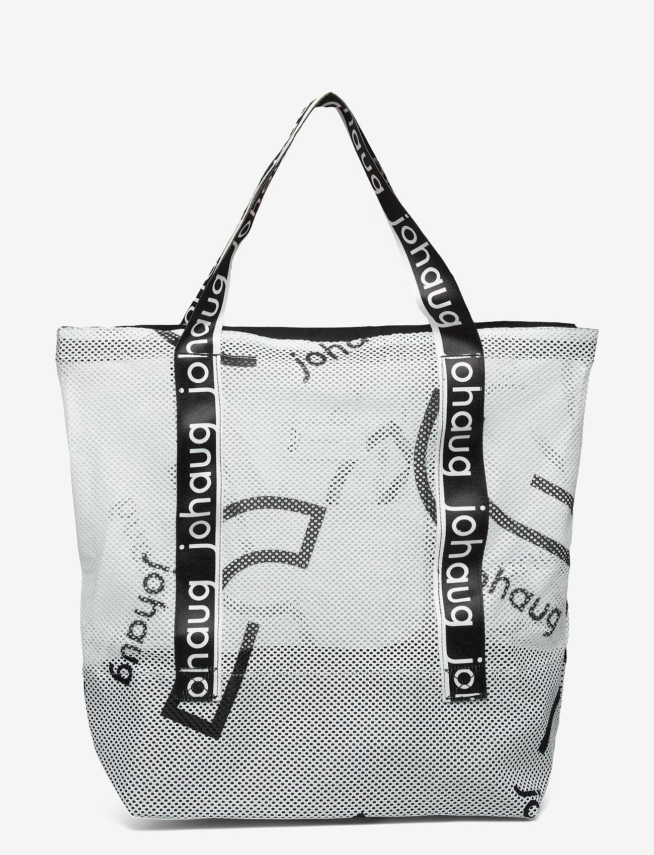 Johaug - Net Bag - totes - white - 0