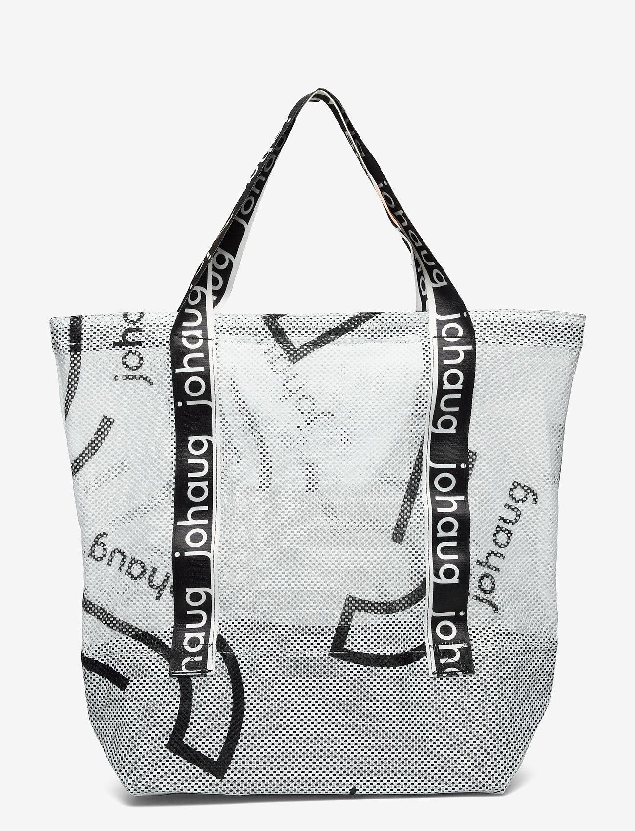 Johaug - Net Bag - totes - white - 1