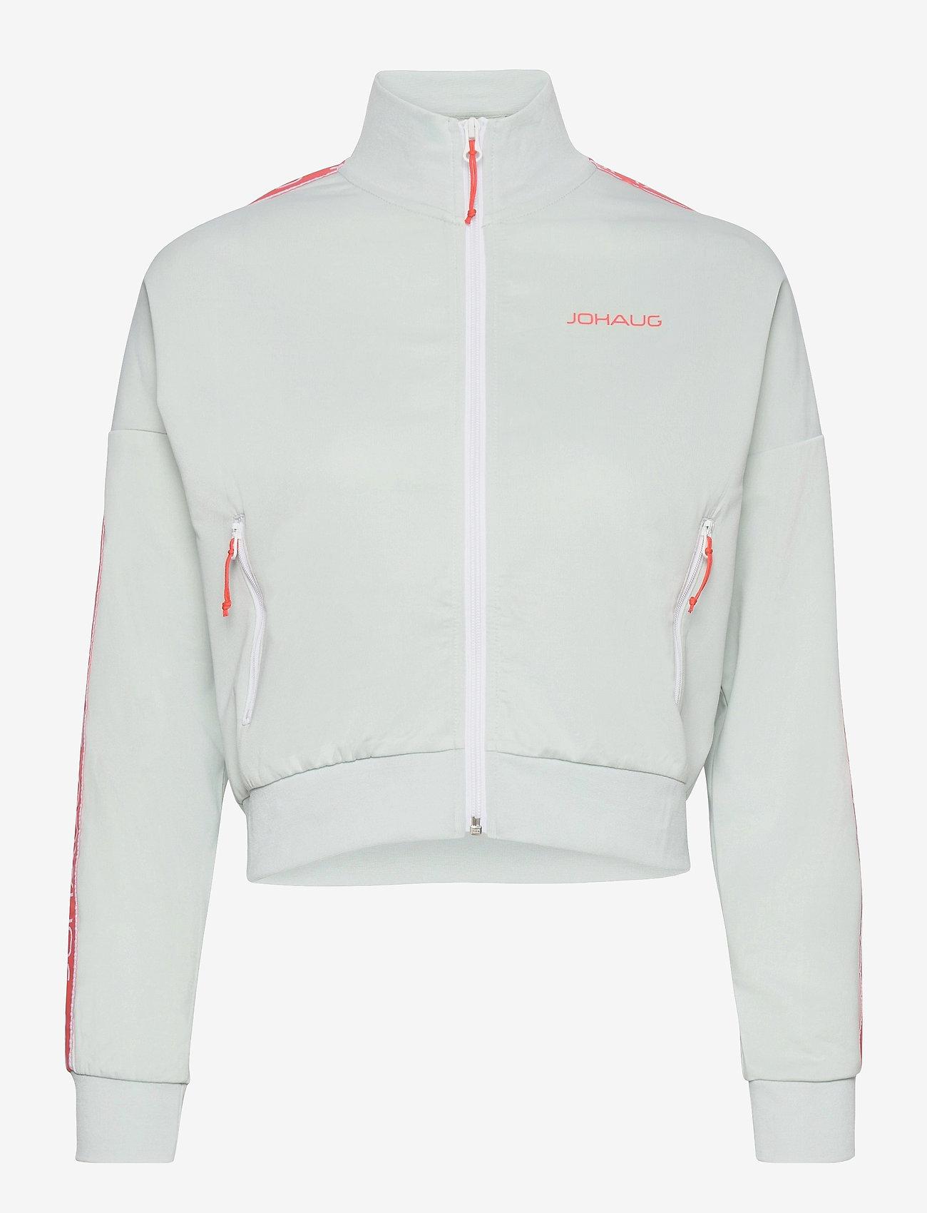 Johaug - Track Jacket - svetarit - mist - 0