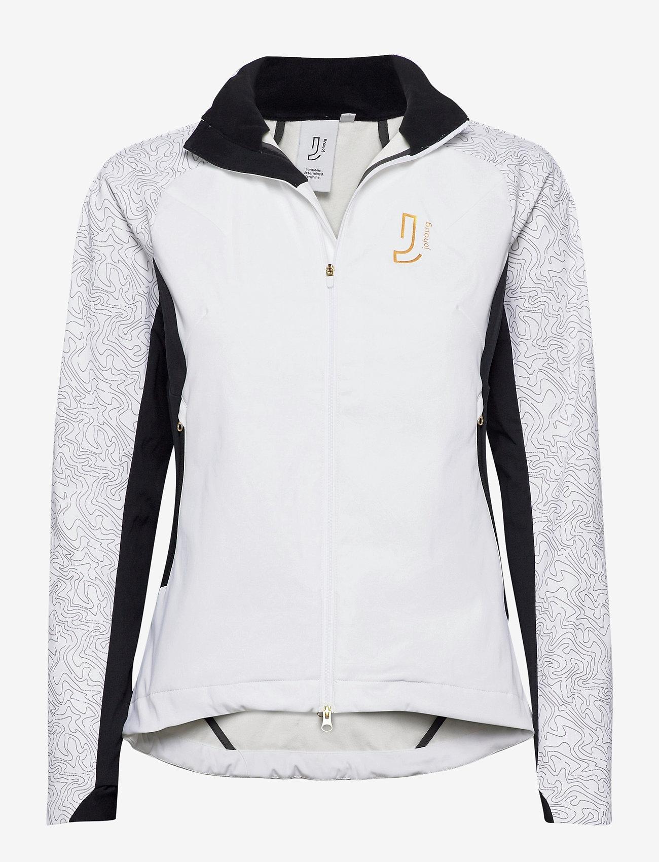 Johaug - Accelerate Jacket - treenitakit - white - 0