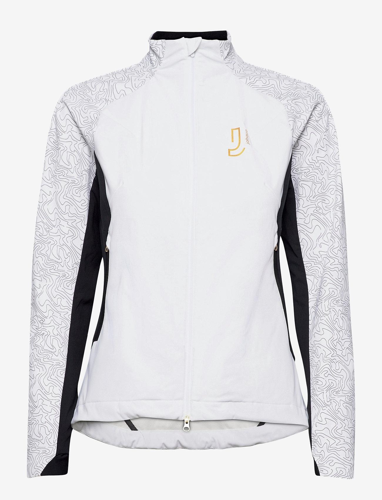 Johaug - Accelerate Jacket - treenitakit - white - 1