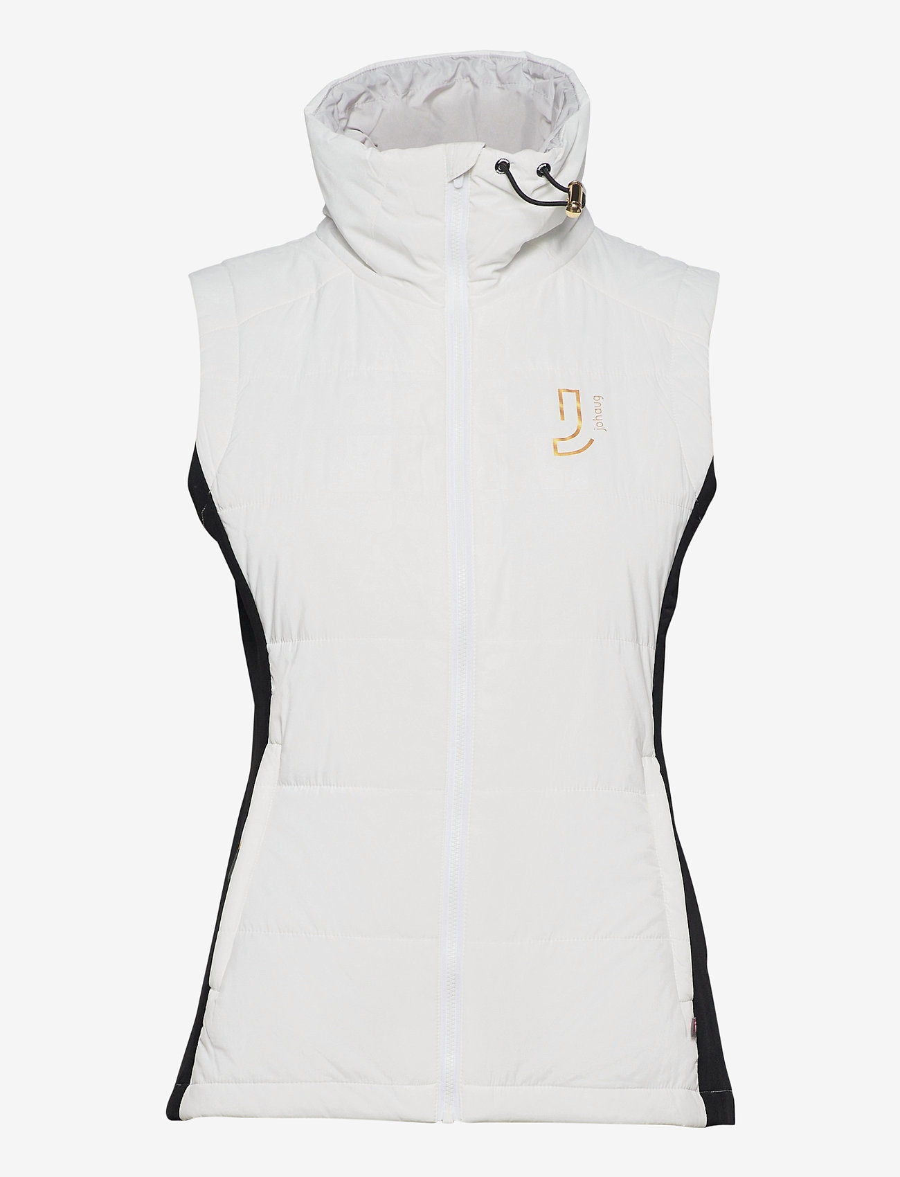 Johaug - Temping Primaloft Vest - puffer vests - white - 1
