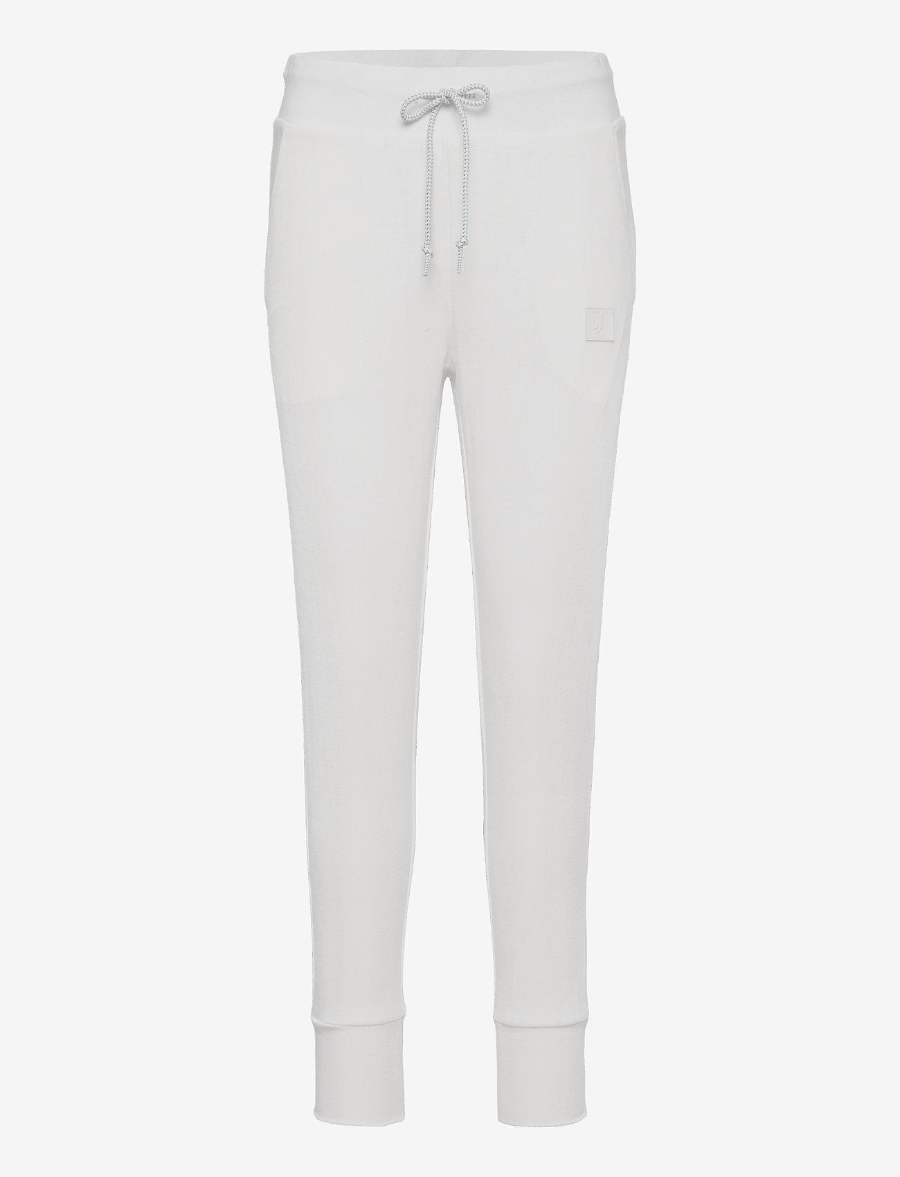 Johaug - Unaltered Pant - byxor - white - 0