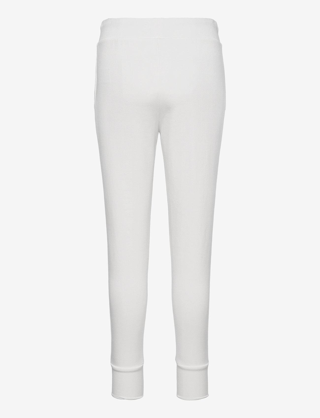 Johaug - Unaltered Pant - byxor - white - 1