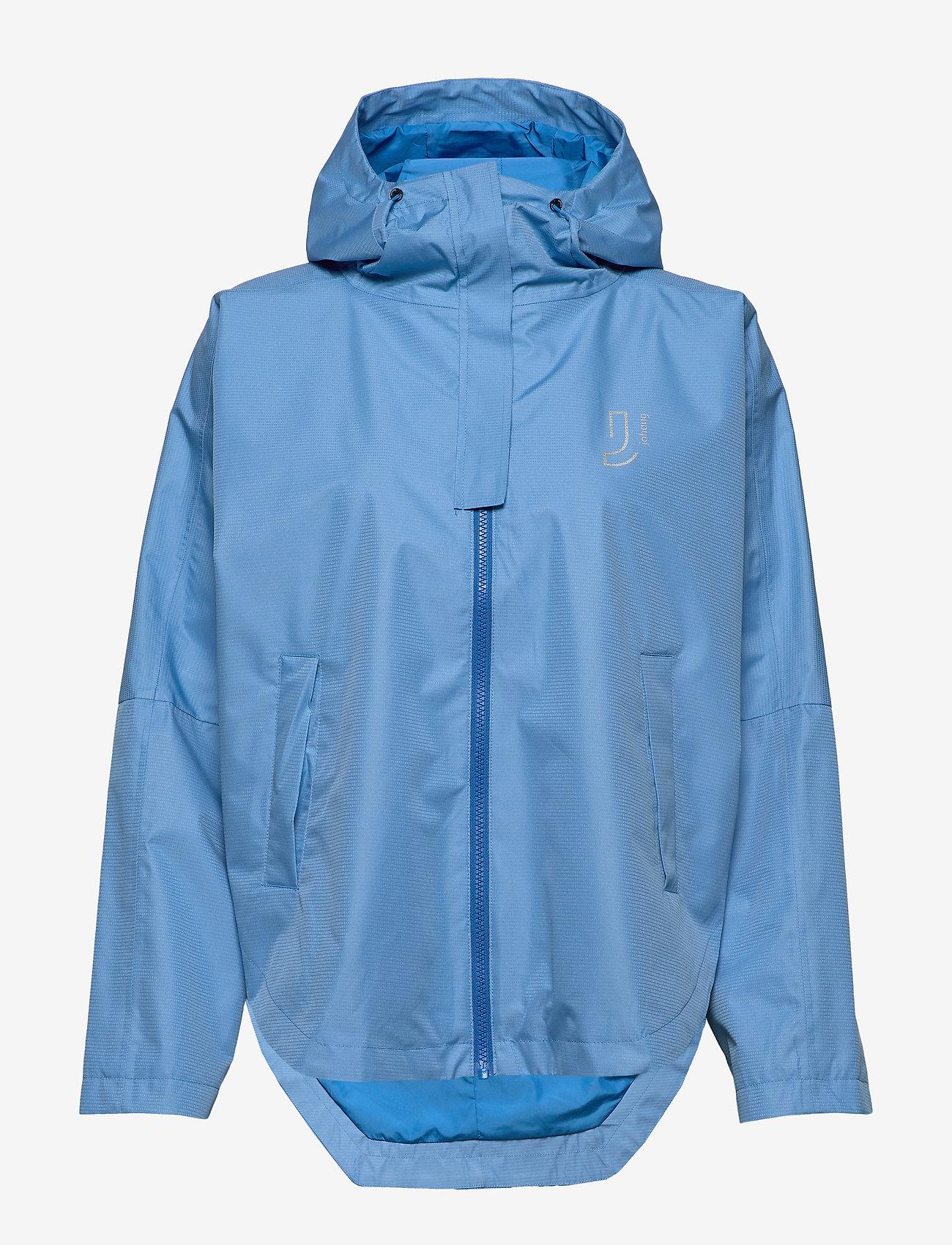 Johaug - Silhouette Poncho Jacket - sports jackets - lakeb