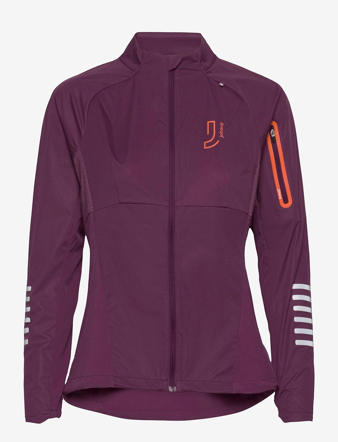 Johaug - Discipline Jacket - sportjackor - amar - 0