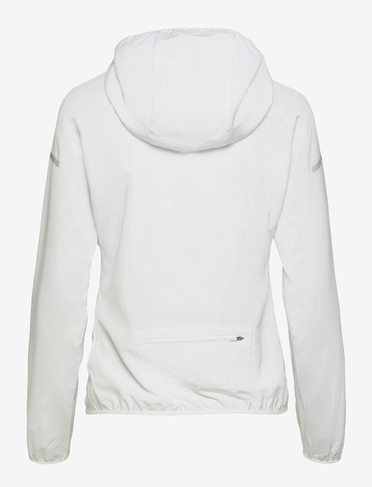 Johaug - Windguard Jacket - sportjackor - white - 1