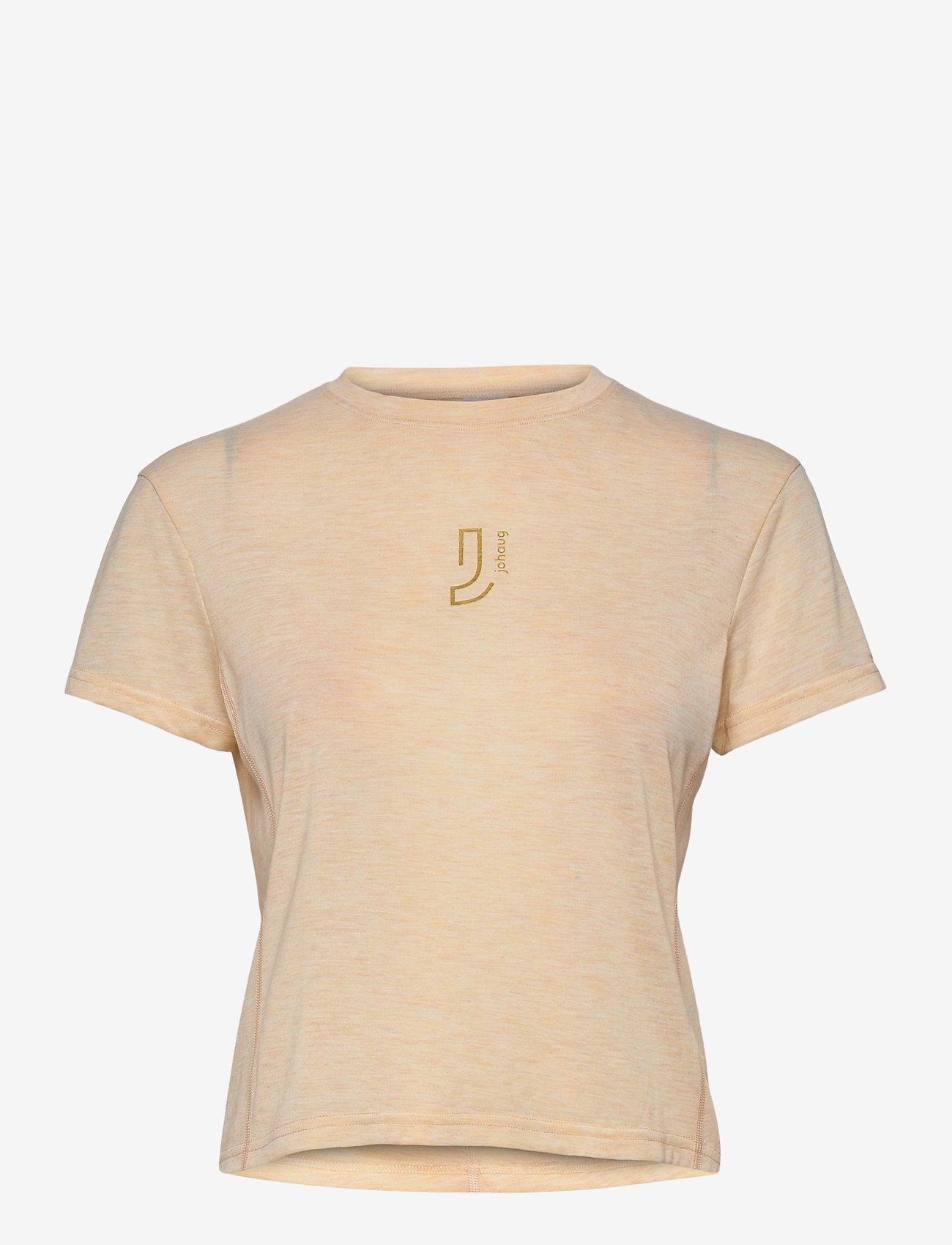 Johaug - Aerial Woolmix Tee - t-shirts - skiss - 0