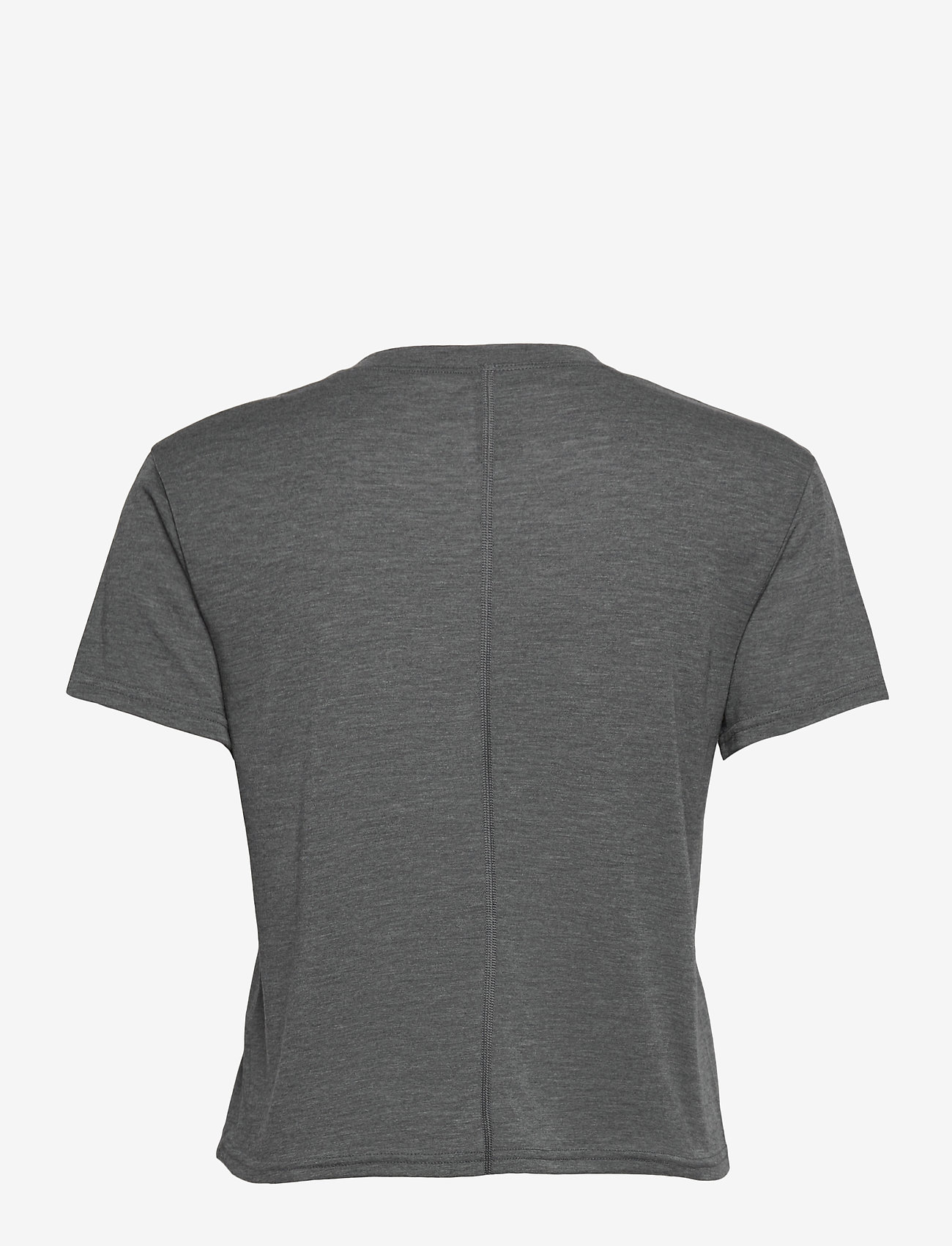 Johaug - Aerial Woolmix Tee - t-shirts - tblck - 1