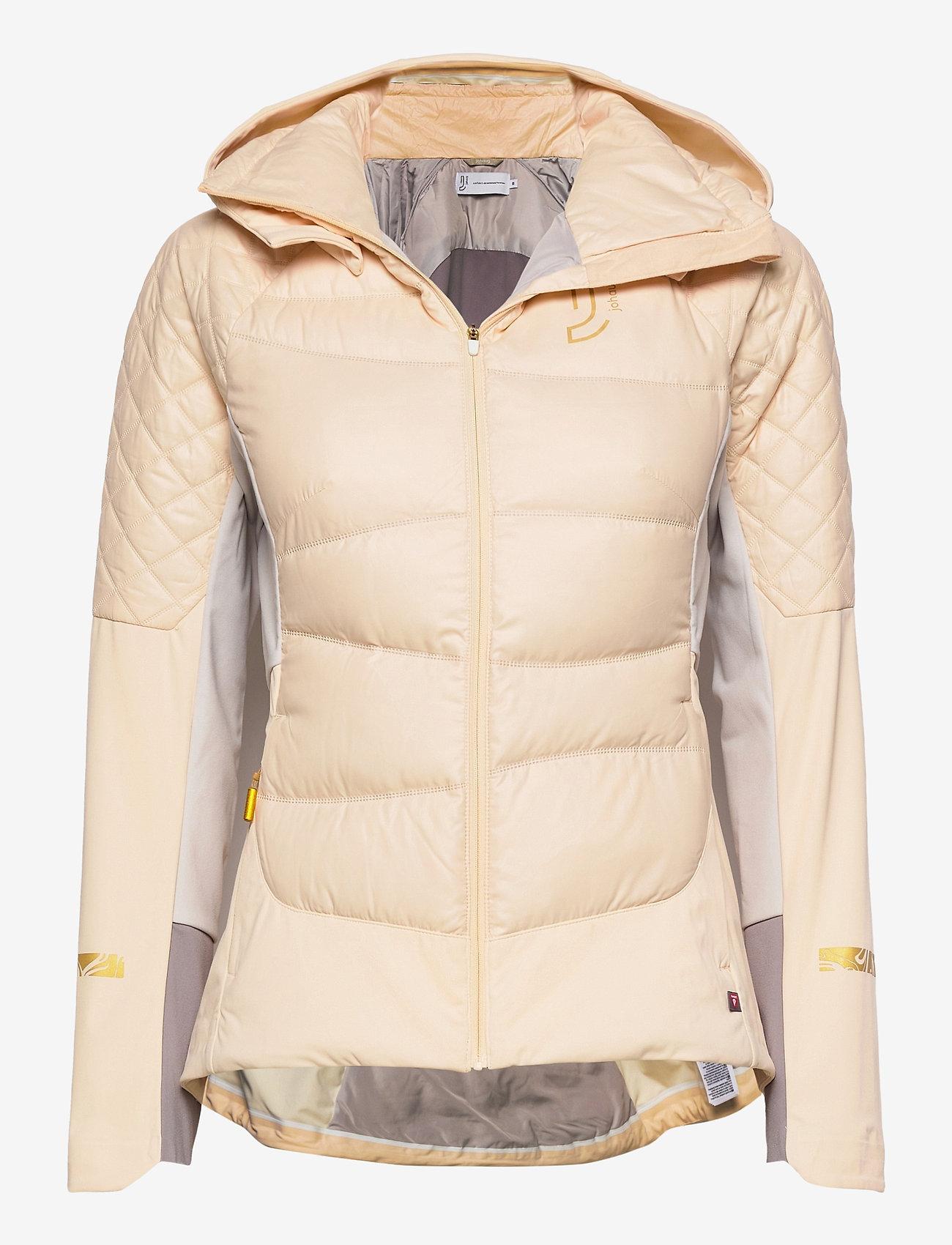 Johaug - Advance Primaloft Down Jacket - friluftsjackor - skiss - 0
