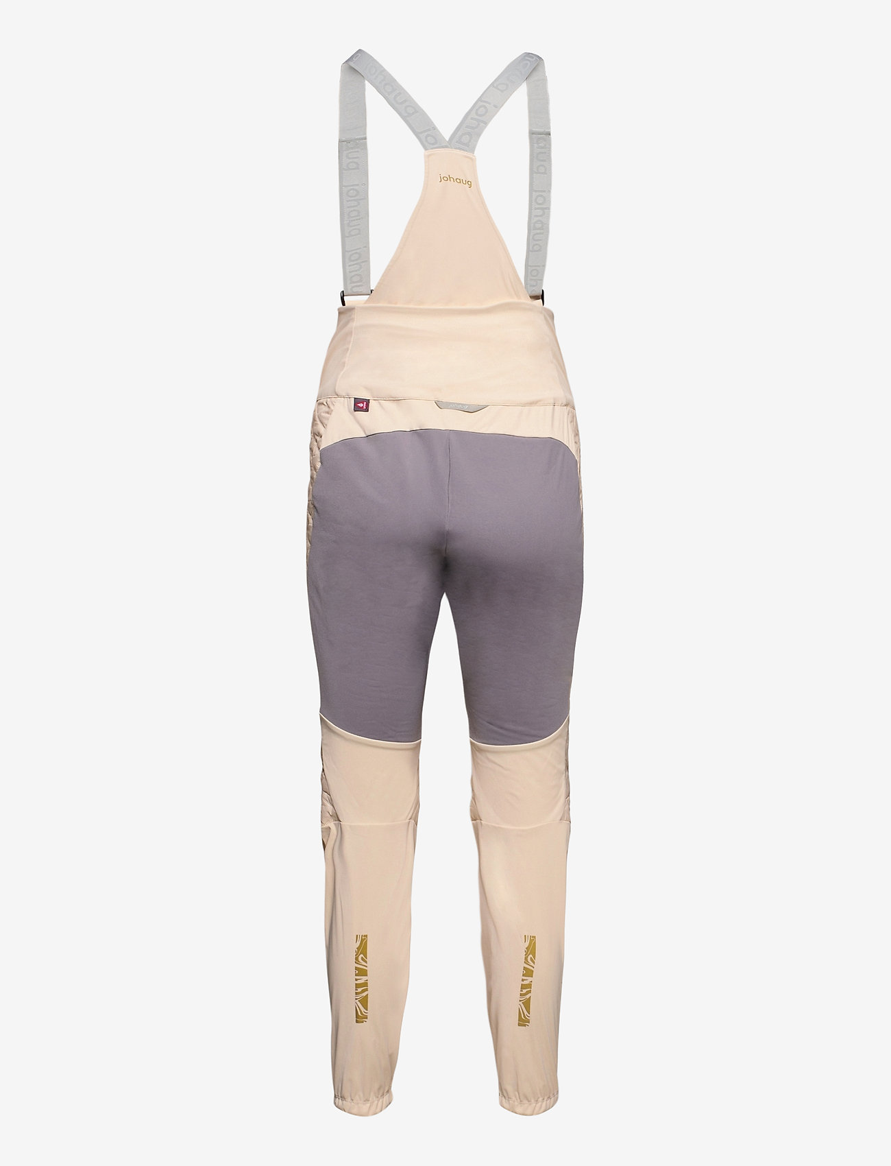 Johaug - Advance Primaloft Pants - skidbyxor - skiss - 1