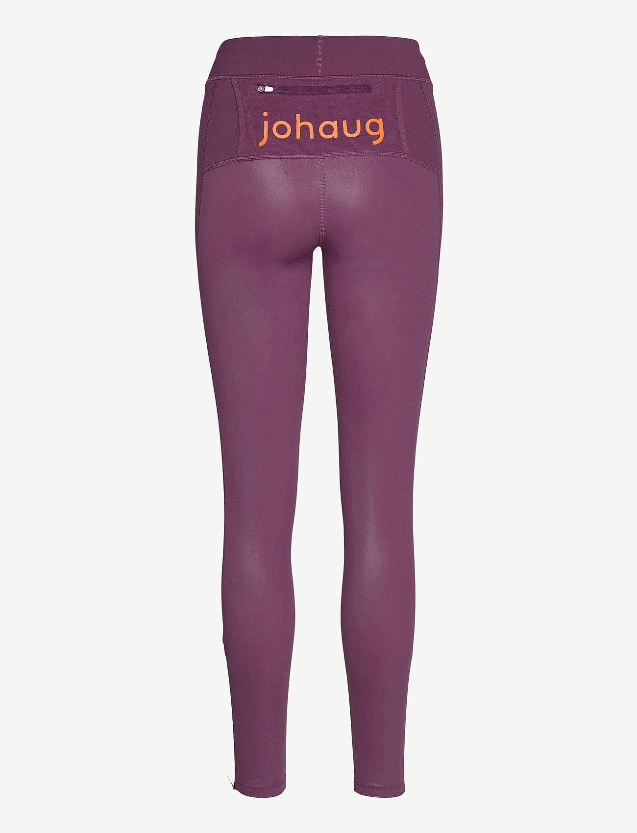 Johaug - Gleam Tights - löpnings- och träningstights - amar - 1