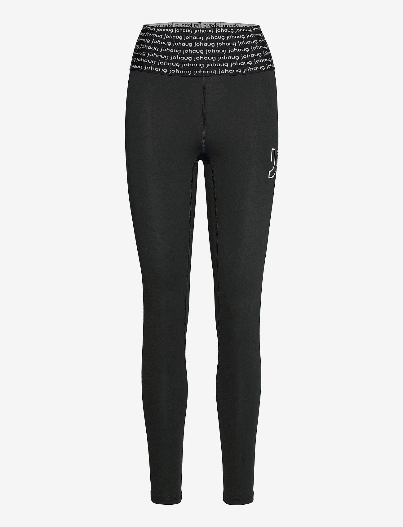 Johaug - Insignia Tights - löpnings- och träningstights - tblck - 0