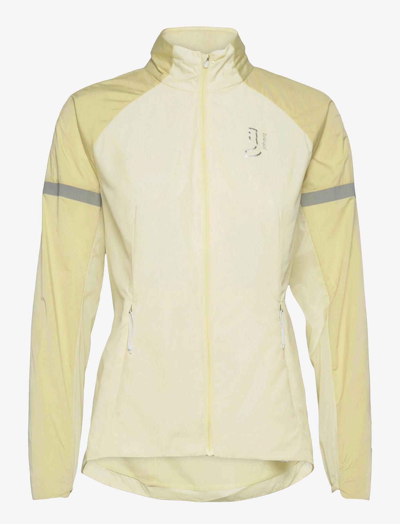 Johaug - Buoyant Packable Jacket - träningsjackor - sorbe - 0