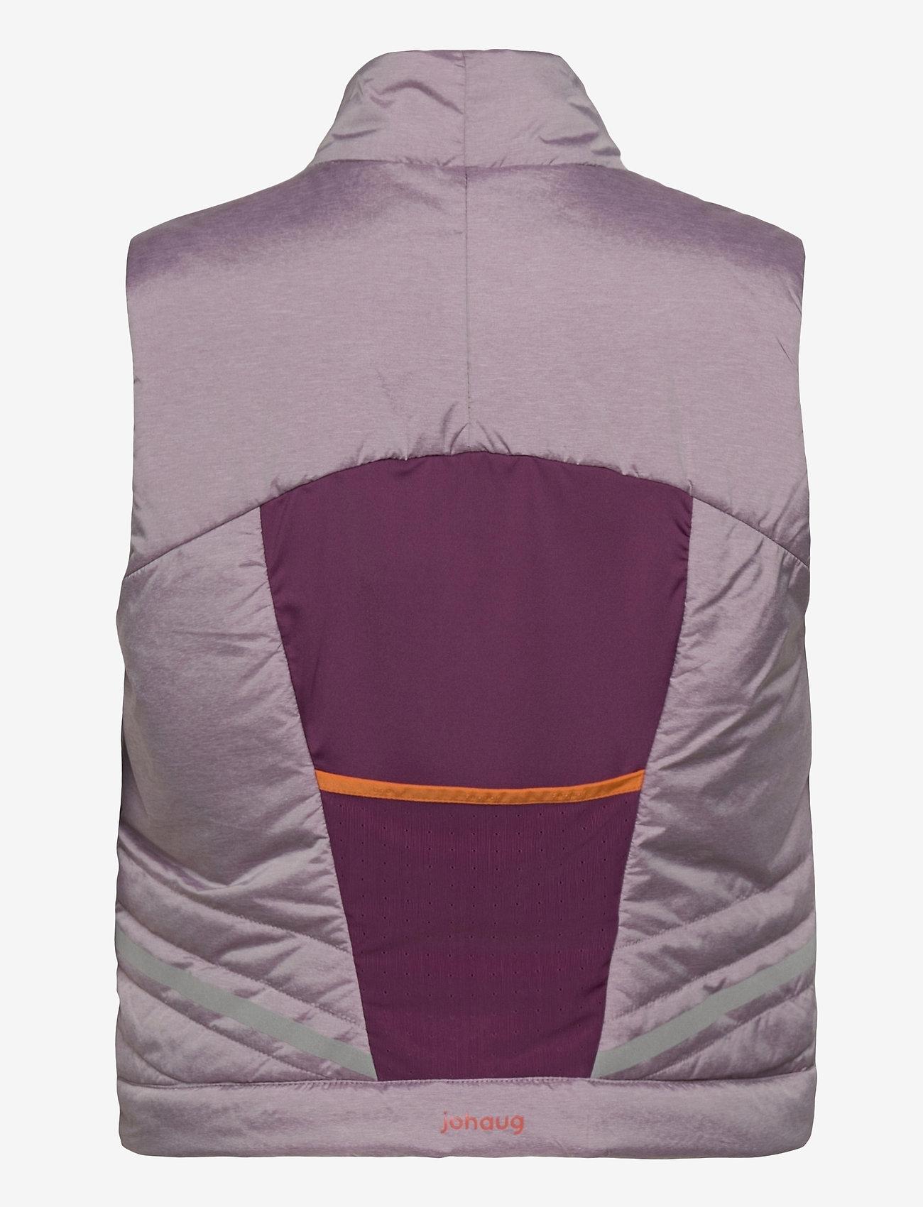 Johaug - Buoyant Vest - gevoerde vesten - amar - 1