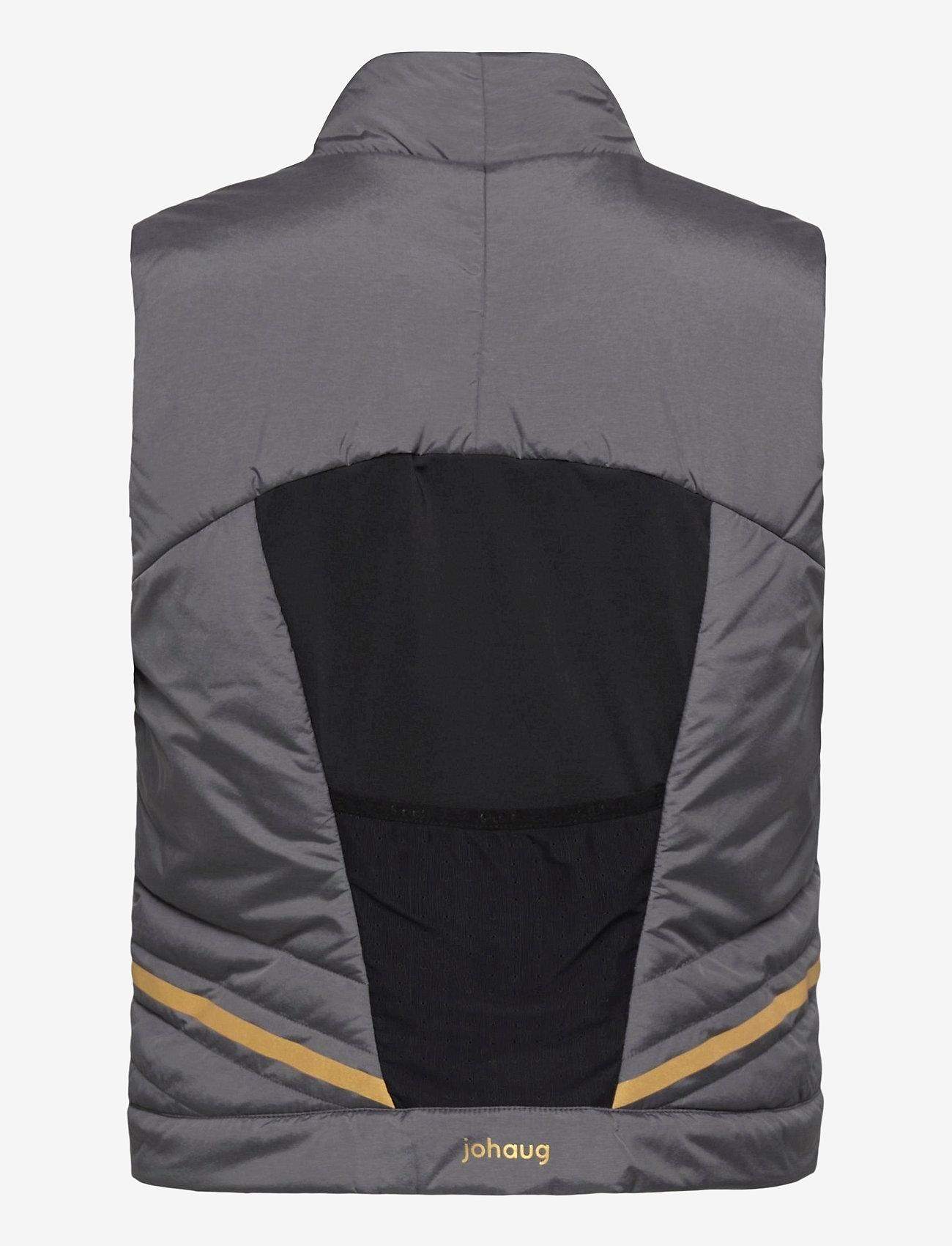 Johaug - Buoyant Vest - gevoerde vesten - tblck - 1