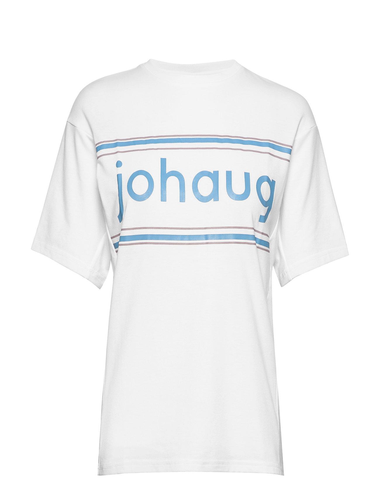 Johaug ACTIVE TEE 2.0 - WHITE