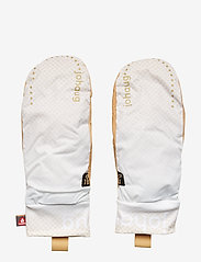Johaug - Thermic Racing Mitten - accessoires - white - 0