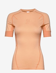 Johaug - Lithe Tech-Wool Tee - thermo ondershirts - apcot - 0