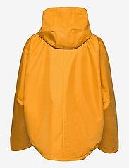 Johaug - Silhouette Poncho Jacket - friluftsjackor - sunfl - 1