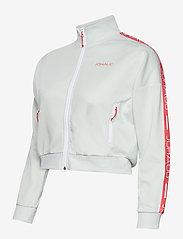Johaug - Track Jacket - svetarit - mist - 2