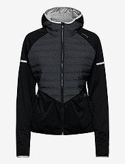 Johaug - Concept Jacket - sportjackor - tblck - 1