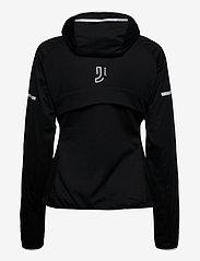Johaug - Concept Jacket - sportjackor - tblck - 2